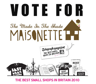 Vote The Maisonette! | by We Are Made In The Shade