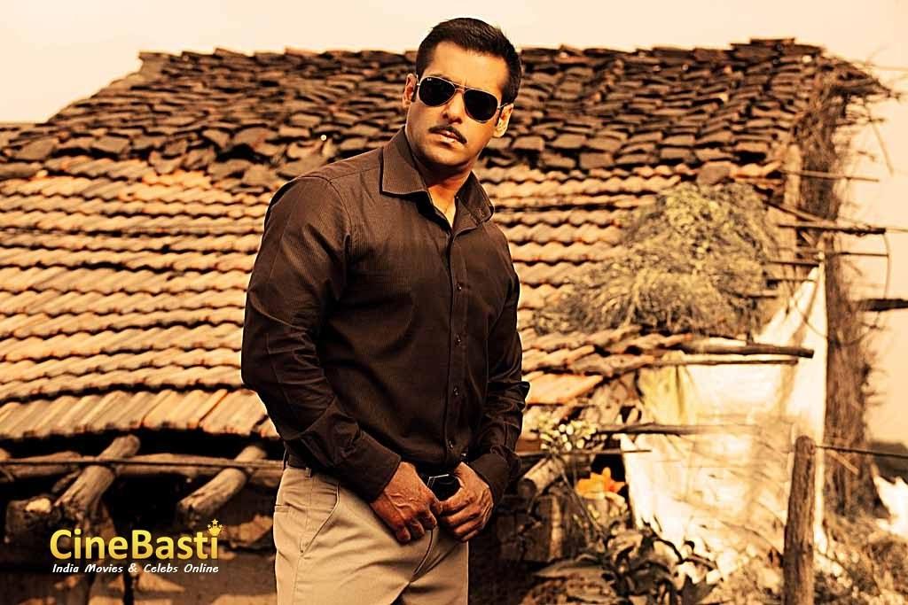 Salman Khan Dabangg Movie Wallpaper Chulbul Pandey Flickr