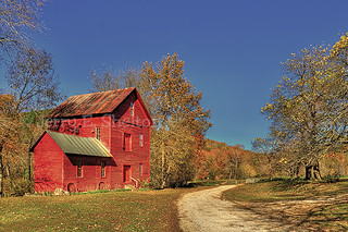 The Old Red Mill | by Uncle Phooey
