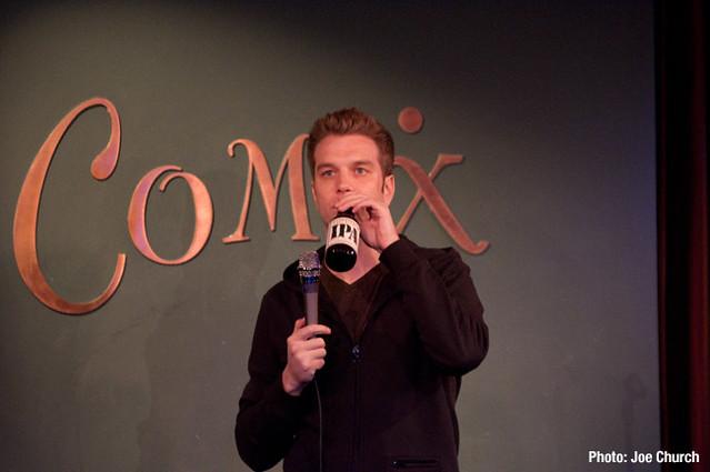 Comedy Central Anthony Jeselnik Tour
