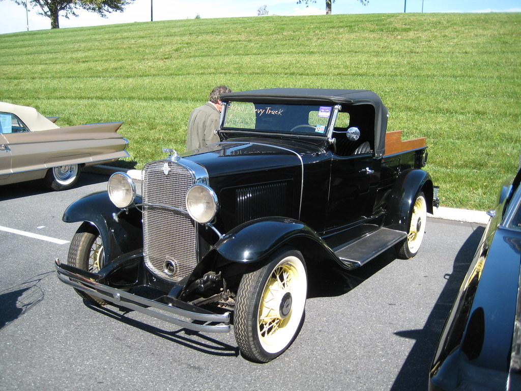 1931 Chevrolet Roadster Pickup In The Cars For Sale