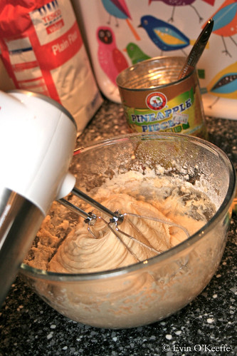 Baking A Cake As Fast As I Can