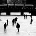 schaatsen op de gracht