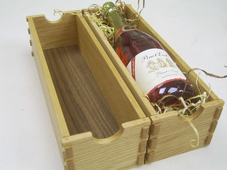 Wine Boxes for Charity | by toddclippinger