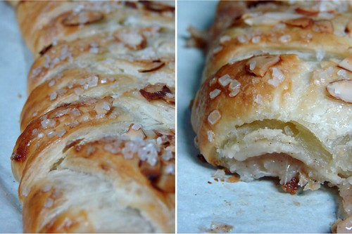 Apple cinnamon almond strudel | Explore Adventuress Heart's ...