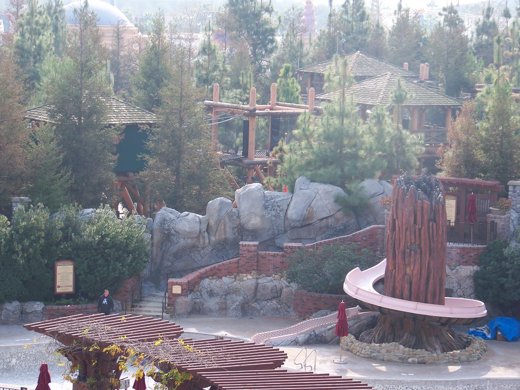 Disney Grand Californian Hotel Renovations