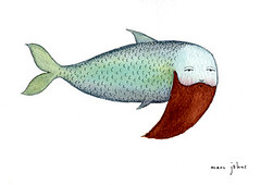 fish with beard | by Marc Johns