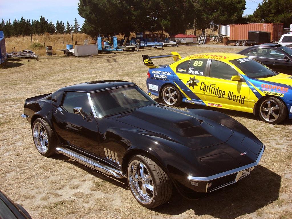 New Corvette Stingray >> 68 Corvette Stingray | Simon Courtney | Flickr