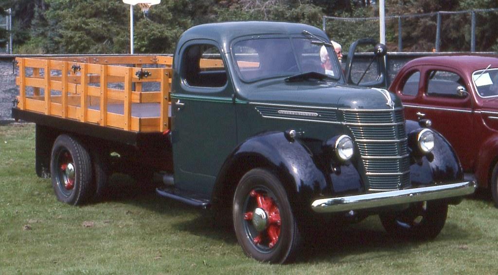 International Truck Bed