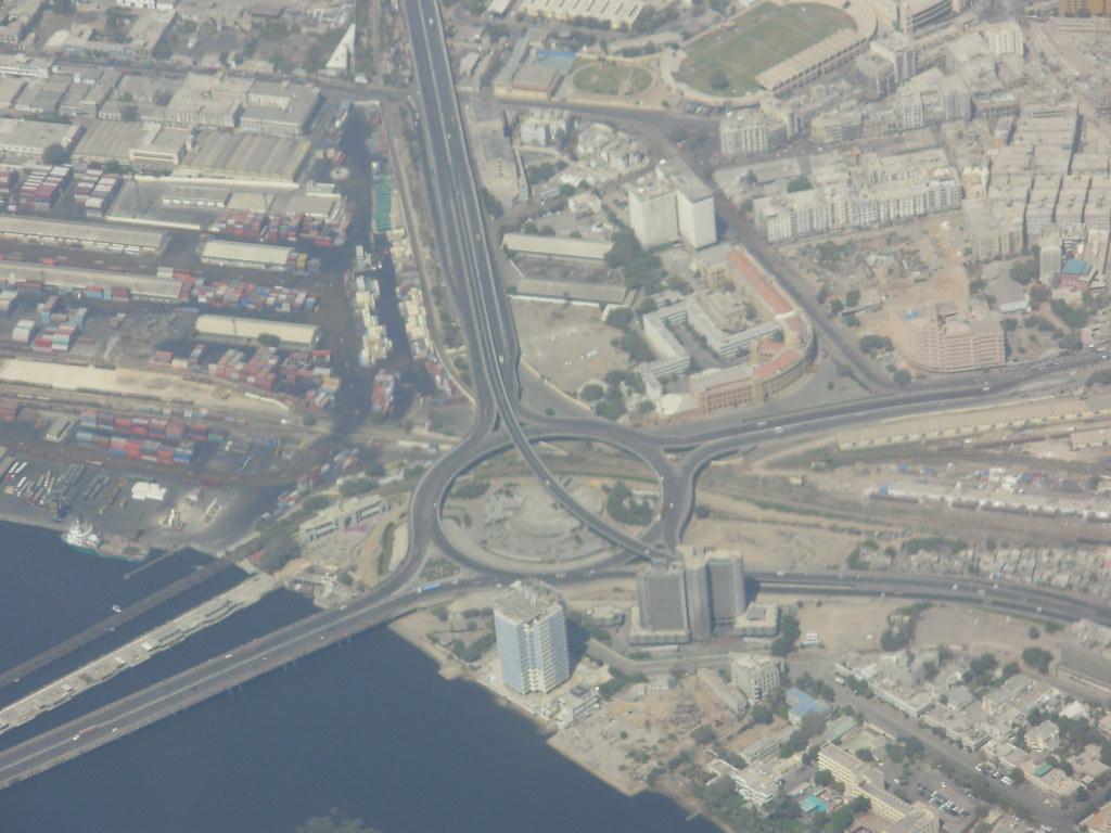 Jinnah Bridge Naiti Jaiti