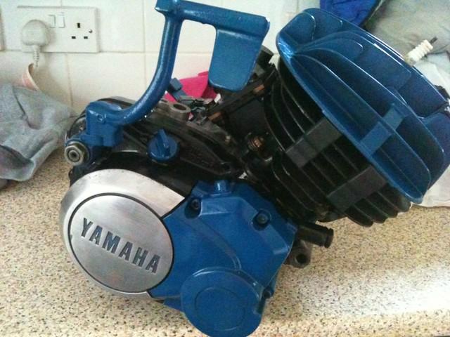 Yamaha R Engine For Sale