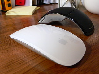 Magic Mouse and Arc Mouse | by kayakaya
