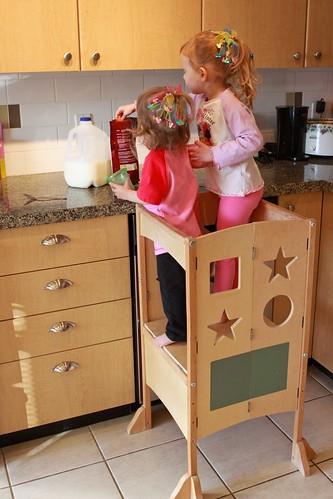 Kitchen Helper White