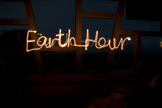 Earth Hour 2010 | by Christian Haugen