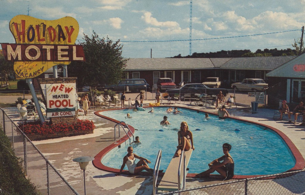 Holiday Motel - Wisconsin Dells, Wisconsin