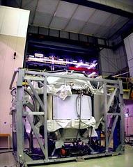 AMS-02 ECM Tests - ESTEC © AMS-02 Collaboration | by ams02web
