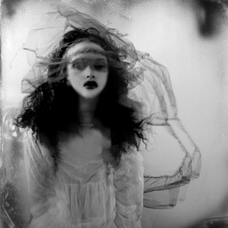 some ghosts are women II | by °Kristamas is haunted