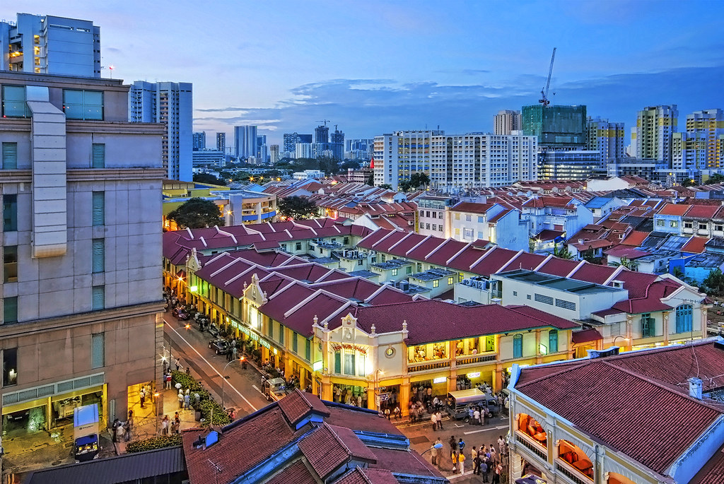 little india singapore map pdf