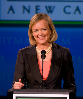 Meg Whitman speaks at the Tech Museum in San Jose | by megwhitman2010