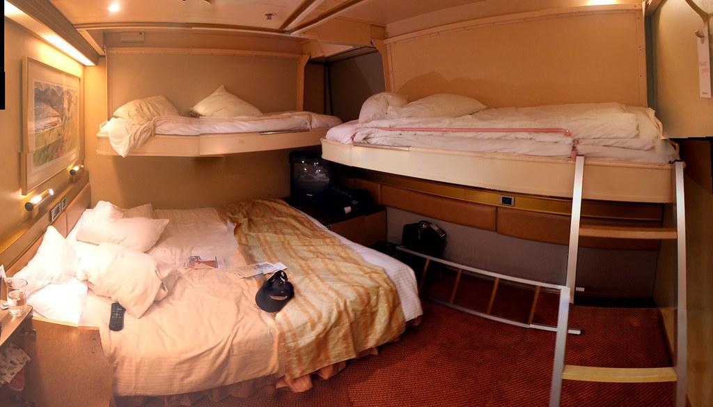 Deck 1 Indide Cabin For 4 Carnival Triumph Mommy3k3 Flickr