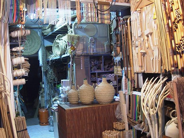 Esparter a juan s nchez un comercio distinto en el - Esparteria juan sanchez ...