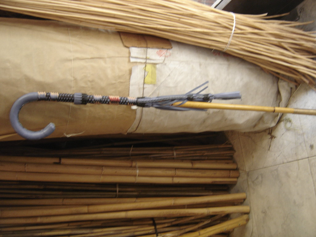 Garrota gitana varas y garrotas tradicionales gitanas - Esparteria juan sanchez ...