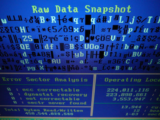 raw data snapshot | by Paul L Dineen