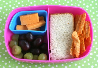 preschool bento with forgotten puzzle piece! | by anotherlunch.com