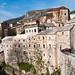 Veduta dal ponte di Mostar