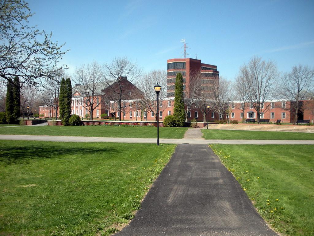 SUNY Potsdam enkeltrom