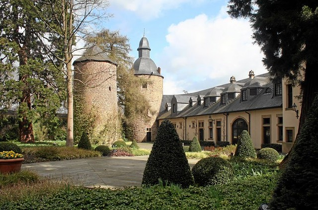 Schloss landsberg essen ratingen schloss landsberg war - Landsberg mobel ...