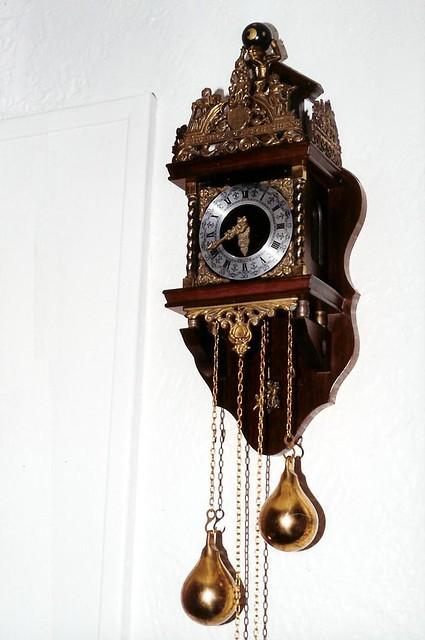 Hermle Quot Zaandam Quot Dutch Clock With German Movement By Franz