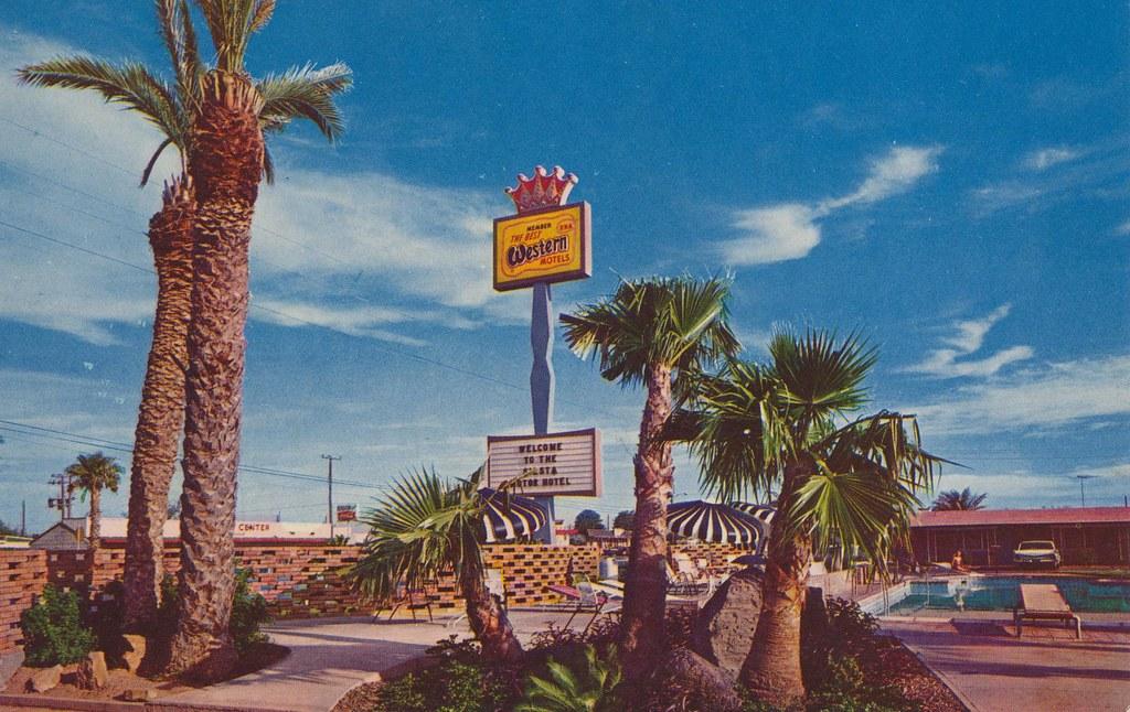 Siesta Motor Hotel - Laredo, Texas