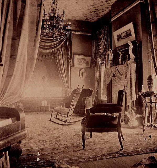 Pratt Campbell Mansion Interior View Wichita Ks Flickr