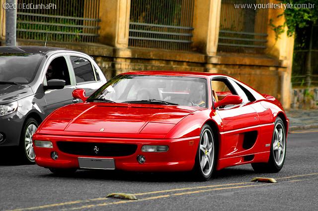 Ferrari 355 F1 Berlinetta Ed Cunha Ph Flickr