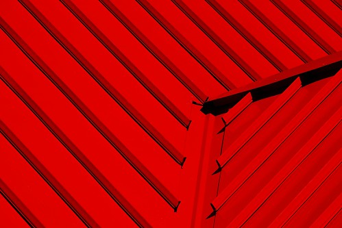 136/365 - Red Roof | by dcclark