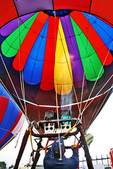 ~Hot air balloon~ | by comoperrosygatos