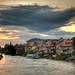 Sunset in Bamberg