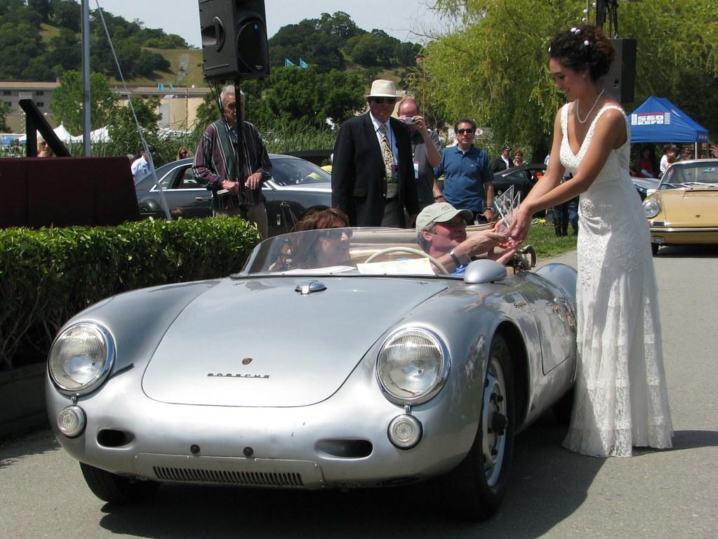 1955 porsche 550 spyder unrestored 2 by jack snell thanks for over - 1955 Porsche Spyder 550
