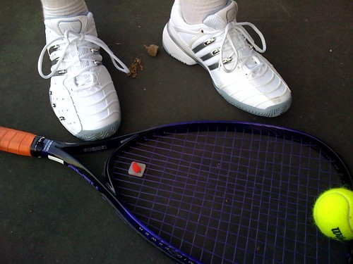 Review: Trying out tennis at Tunbridge Wells Sports Centre