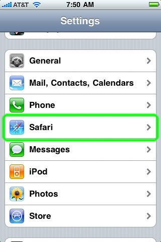 Safari in the Settings app | by misterbisson