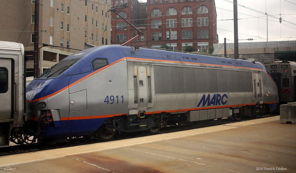 Train of the Week: Bombardier/Alstom HHP-8