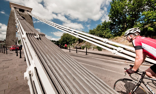 Five pictures of Clifton Suspension Bridge (5 of 5)