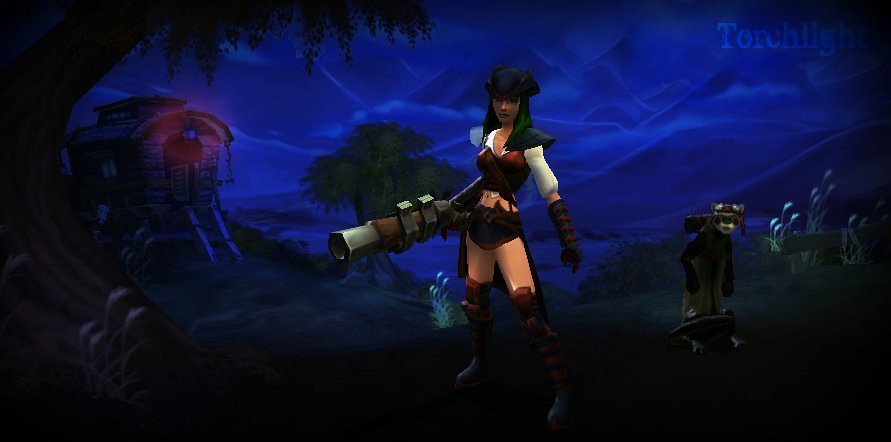how to change pet torchlight 2