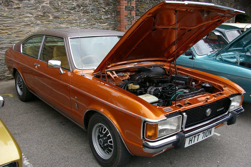 Mk1 Ford Granada Ghia And It S A Manual I Have Never