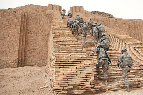 Ziggurat of Ur | by The U.S. Army