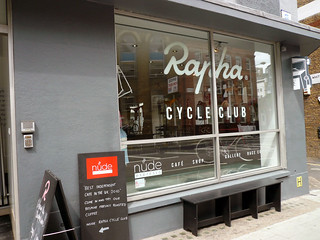Rapha Cycle Club Gallery, Shop and Café @ Clerkenwell Road | by everydaylife.style