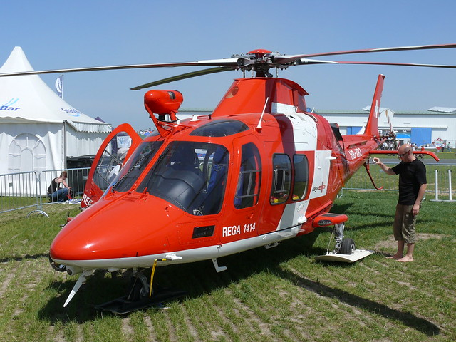 Agusta Westland Da Vinci AW 109 SP