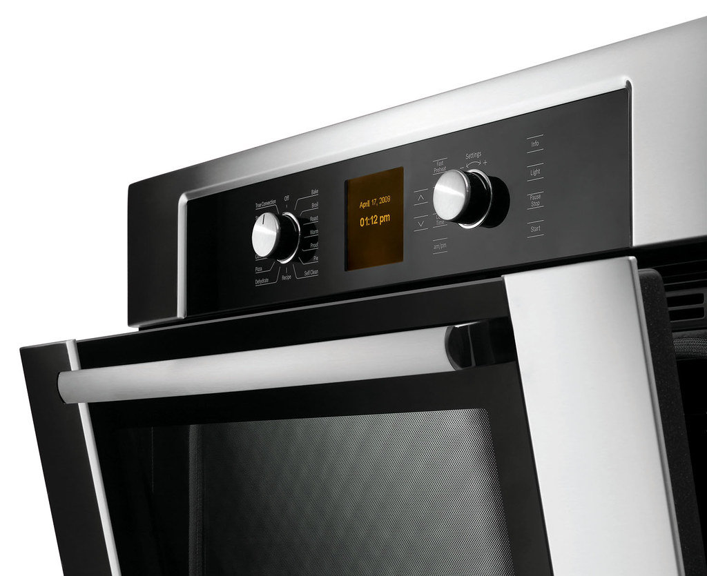 bosch 500 series wall oven controls by