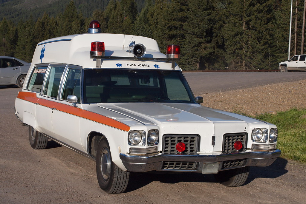 1972 Olds Hi-Top Ambulance | Cotner Bevington Custom Classic ...